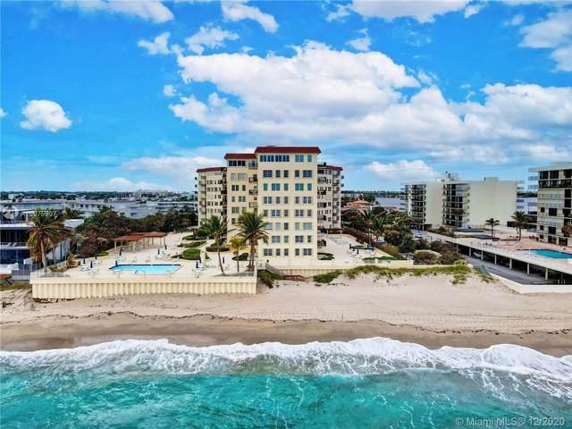 3475 S Ocean Blvd #109, Palm Beach, FL 33480 (MLS #A10975907) :: Albert Garcia Team