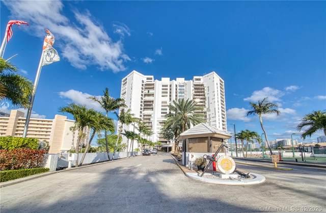 300 Three Islands Blvd #210, Hallandale Beach, FL 33009 (MLS #A10976019) :: Dalton Wade Real Estate Group