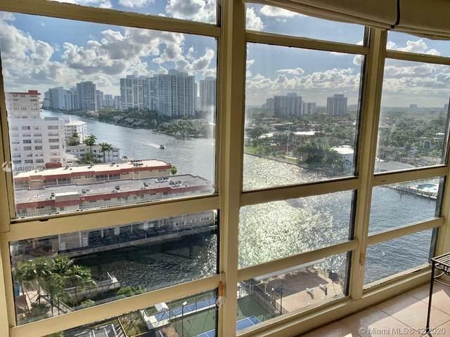 2017 S Ocean Dr #1504, Hallandale Beach, FL 33009 (MLS #A10976093) :: Castelli Real Estate Services