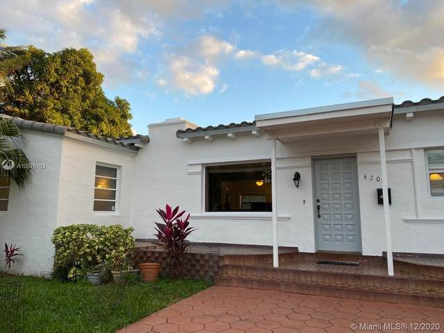 420 88th St, Surfside, FL 33154 (MLS #A10976103) :: Equity Advisor Team