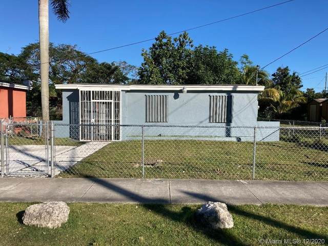 421 SW 8th Ave, Homestead, FL 33030 (MLS #A10976221) :: Prestige Realty Group