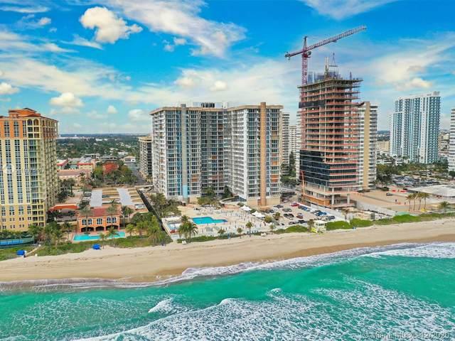 2030 S Ocean Dr #1023, Hallandale Beach, FL 33009 (MLS #A10976417) :: Search Broward Real Estate Team