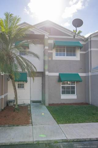12384 SW 51st Pl #12384, Cooper City, FL 33330 (MLS #A10976461) :: Search Broward Real Estate Team
