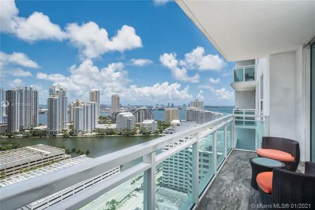 950 Brickell Bay Dr #2606, Miami, FL 33131 (MLS #A10976468) :: Patty Accorto Team