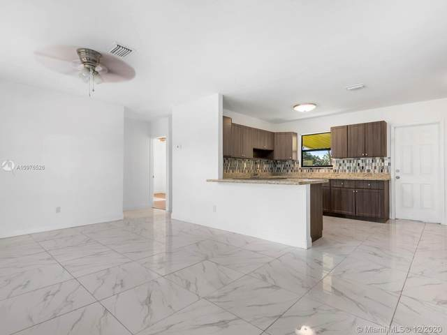 4031 NW 8th Ter, Oakland Park, FL 33309 (MLS #A10976526) :: Berkshire Hathaway HomeServices EWM Realty