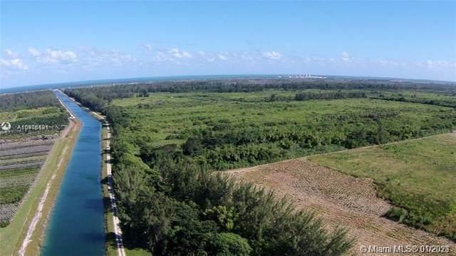 11500 Biscayne Everglades Greenway, Miami, FL 33030 (MLS #A10976591) :: Berkshire Hathaway HomeServices EWM Realty