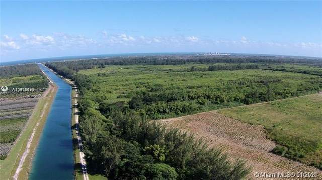 11300 Biscayne Everglades Greenway, Miami, FL 33030 (MLS #A10976595) :: Berkshire Hathaway HomeServices EWM Realty
