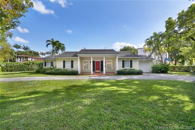 1505 Ferdinand St, Coral Gables, FL 33134 (MLS #A10976717) :: Albert Garcia Team
