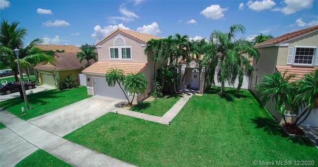 18161 NW 18th St, Pembroke Pines, FL 33029 (MLS #A10976785) :: Albert Garcia Team