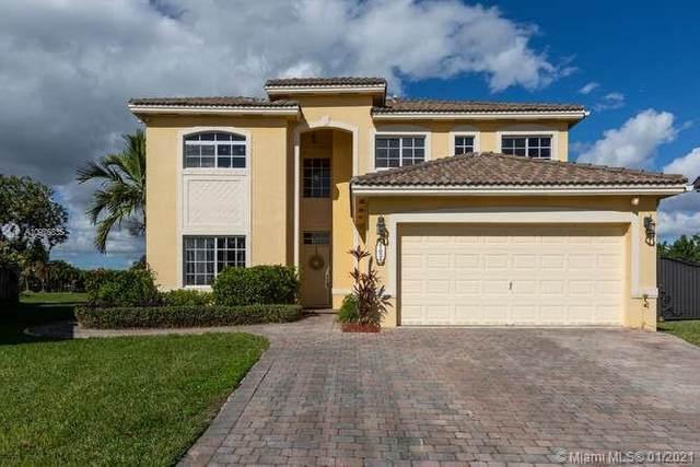 21034 SW 88th Pl, Cutler Bay, FL 33189 (MLS #A10976835) :: Berkshire Hathaway HomeServices EWM Realty
