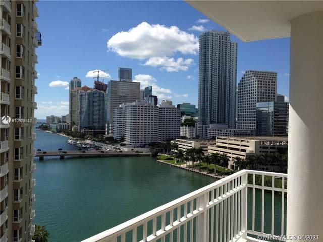 801 Brickell Key Blvd #1203, Miami, FL 33131 (MLS #A10976841) :: Patty Accorto Team