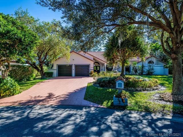 10008 Vestal Pl, Coral Springs, FL 33071 (MLS #A10976874) :: The Teri Arbogast Team at Keller Williams Partners SW