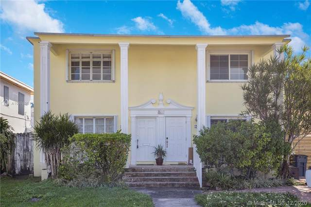 710 86th St, Miami Beach, FL 33141 (MLS #A10976901) :: Albert Garcia Team