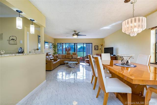 205 Capri  E #205, Delray Beach, FL 33484 (MLS #A10976909) :: Carole Smith Real Estate Team