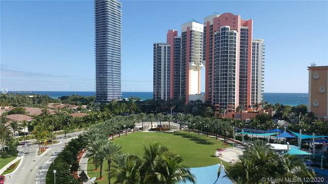 19370 Collins Ave #603, Sunny Isles Beach, FL 33160 (MLS #A10976938) :: Jo-Ann Forster Team