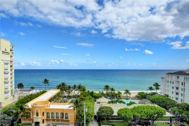 1905 N Ocean Blvd 9B, Fort Lauderdale, FL 33305 (MLS #A10977015) :: Search Broward Real Estate Team