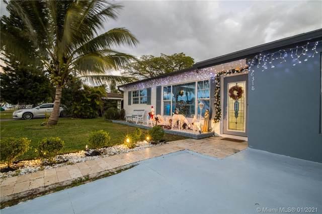 6318 NW 24th Ct, Margate, FL 33063 (MLS #A10977063) :: Berkshire Hathaway HomeServices EWM Realty
