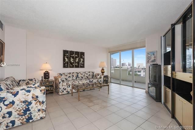 3180 S Ocean Dr #619, Hallandale Beach, FL 33009 (MLS #A10977066) :: Dalton Wade Real Estate Group