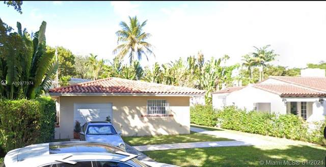 827 Ortega Ave, Coral Gables, FL 33134 (MLS #A10977074) :: Albert Garcia Team