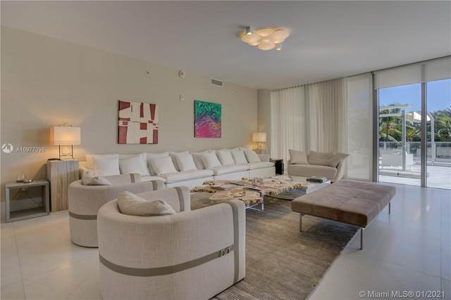 801 S Pointe Dr #201, Miami Beach, FL 33139 (MLS #A10977096) :: Jo-Ann Forster Team