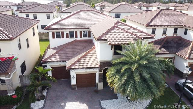 9970 NW 87th Ter, Doral, FL 33178 (MLS #A10977109) :: Berkshire Hathaway HomeServices EWM Realty