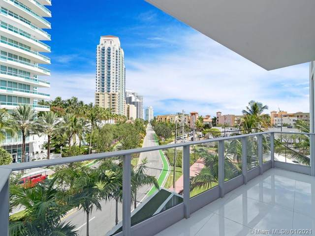 801 S Pointe Dr #301, Miami Beach, FL 33139 (MLS #A10977113) :: KBiscayne Realty
