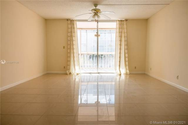501 NE 14th Ave #301, Hallandale Beach, FL 33009 (MLS #A10977130) :: Douglas Elliman