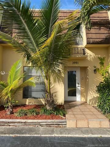 3991 NE 167th St #8, North Miami Beach, FL 33160 (MLS #A10977212) :: ONE | Sotheby's International Realty