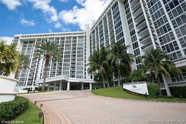 10275 Collins Ave #431, Bal Harbour, FL 33154 (MLS #A10977340) :: Miami Villa Group