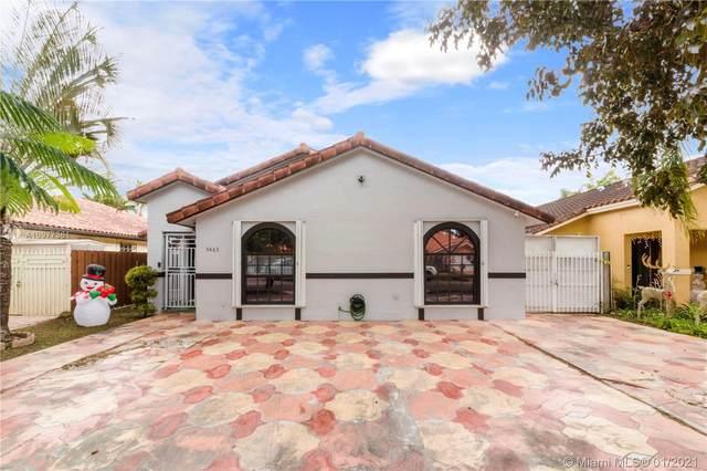 5463 SW 143rd Ct, Miami, FL 33175 (MLS #A10977361) :: Carole Smith Real Estate Team