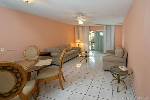 218 NE 12th Ave #206, Hallandale Beach, FL 33009 (MLS #A10977399) :: Prestige Realty Group