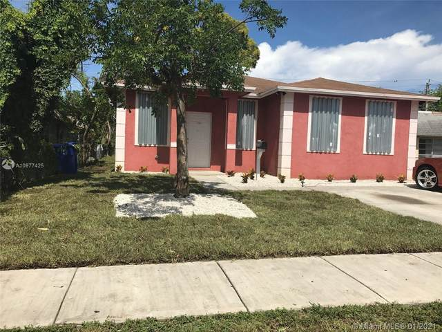 1404 NW 8th Ave, Fort Lauderdale, FL 33311 (MLS #A10977425) :: Albert Garcia Team