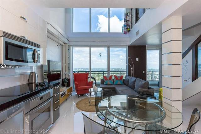 60 SW 13th St #4411, Miami, FL 33130 (MLS #A10977451) :: The Jack Coden Group