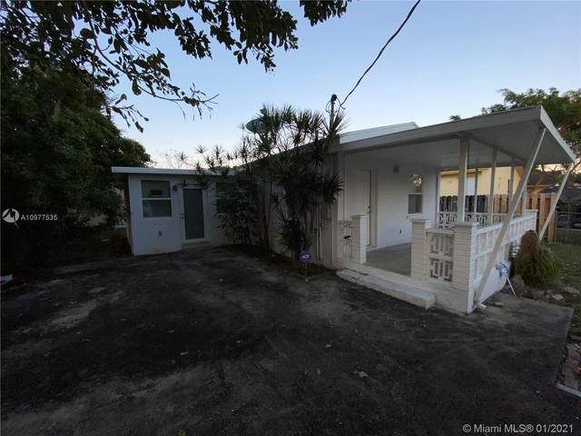 5839 Grant St, Hollywood, FL 33021 (MLS #A10977535) :: Re/Max PowerPro Realty
