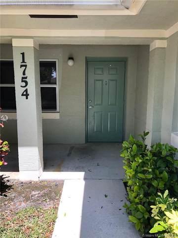 1754 N Dovetail Dr #0, Fort Pierce, FL 34982 (MLS #A10977545) :: Jo-Ann Forster Team