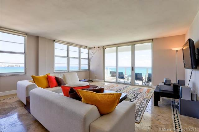 5151 Collins Ave #1627, Miami Beach, FL 33140 (MLS #A10977560) :: Douglas Elliman