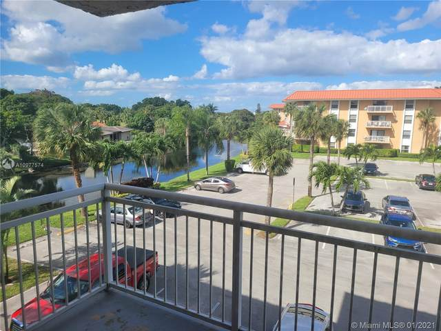 505 S Pine Island Rd B301, Plantation, FL 33324 (MLS #A10977574) :: Green Realty Properties
