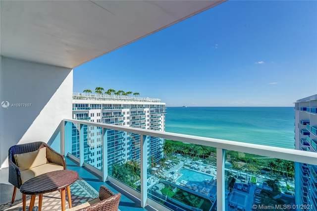 2301 Collins Ave Ph19, Miami Beach, FL 33139 (MLS #A10977607) :: Patty Accorto Team