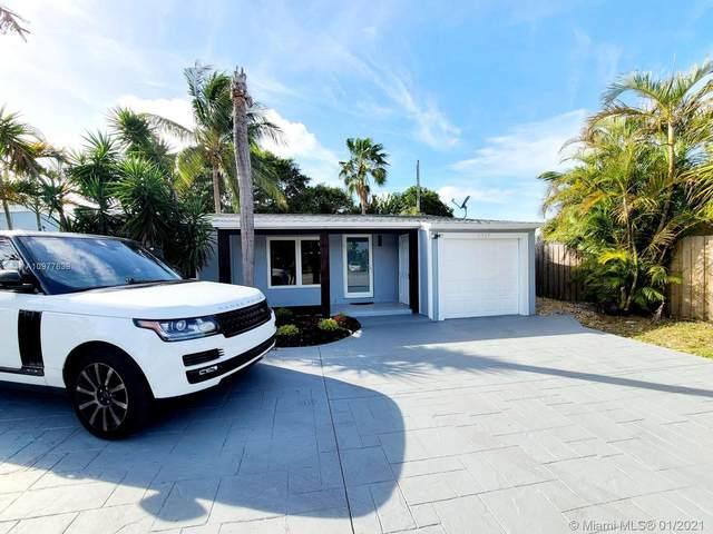 5517 N Andrews Ave, Oakland Park, FL 33309 (MLS #A10977639) :: Miami Villa Group