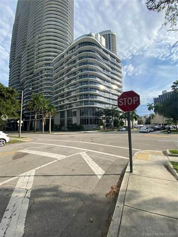 488 NE 18 St #4610, Miami, FL 33132 (MLS #A10977660) :: Carole Smith Real Estate Team