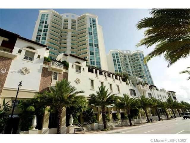 200 Sunny Isles Blvd 2-1403, Sunny Isles Beach, FL 33160 (MLS #A10977666) :: Jo-Ann Forster Team