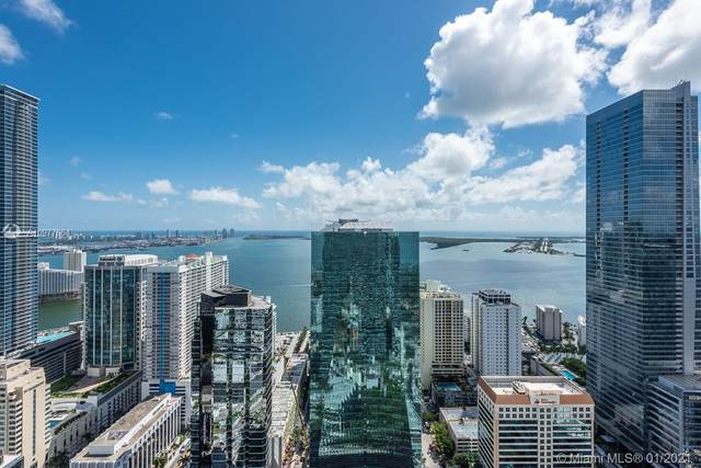 1300 S Miami Ave #4703, Miami, FL 33130 (MLS #A10977864) :: Patty Accorto Team