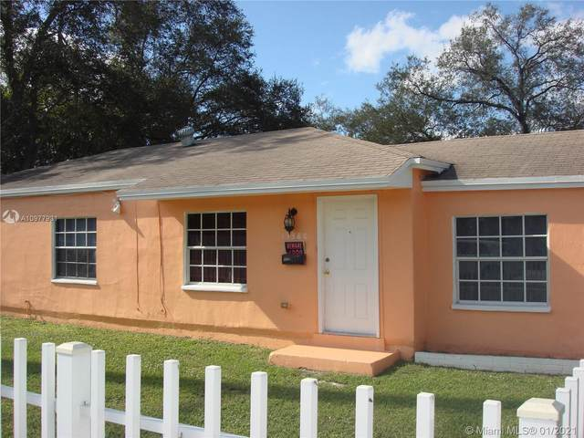 13380 NE 16th Ave, North Miami, FL 33161 (MLS #A10977931) :: Carole Smith Real Estate Team
