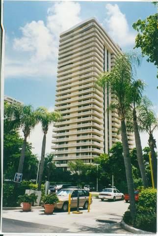 19667 Turnberry Way 15K, Aventura, FL 33180 (MLS #A10977949) :: Search Broward Real Estate Team