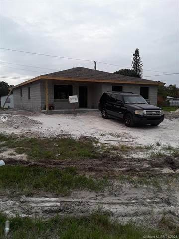 713 SW 5th Ter, Florida City, FL 33034 (MLS #A10977986) :: THE BANNON GROUP at RE/MAX CONSULTANTS REALTY I