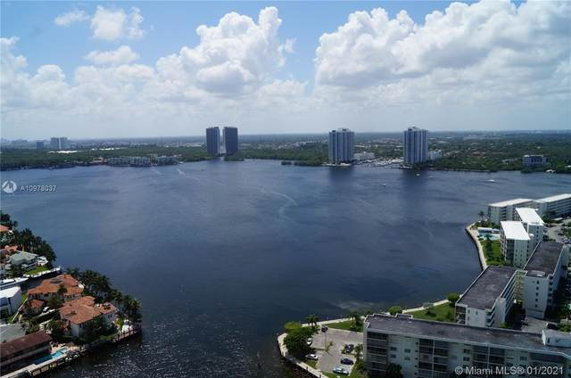 1000 Island Blvd #3010, Aventura, FL 33160 (MLS #A10978037) :: Carole Smith Real Estate Team