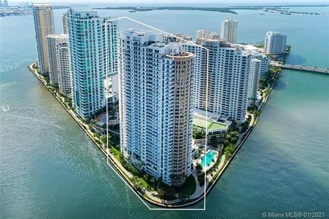 901 SW Brickell Key #3602, Miami, FL 33131 (MLS #A10978075) :: Compass FL LLC