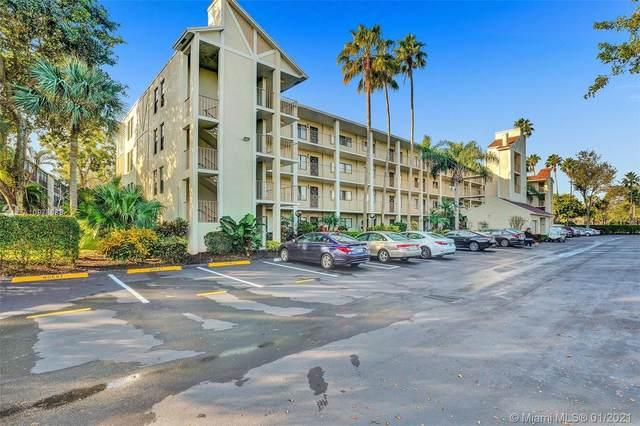 6655 Kensington Ln #402, Delray Beach, FL 33446 (MLS #A10978089) :: Carole Smith Real Estate Team