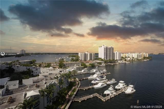 7910 W Harbor Island Dr #707, North Bay Village, FL 33141 (MLS #A10978111) :: Castelli Real Estate Services