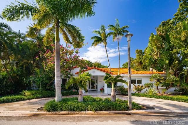3500 E Glencoe St, Miami, FL 33133 (MLS #A10978132) :: Miami Villa Group